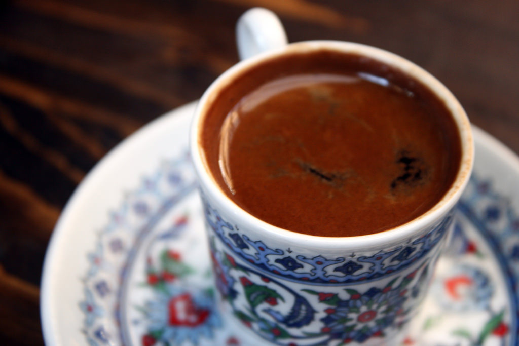 Why Coffee Makes Macedonia Go 'Round