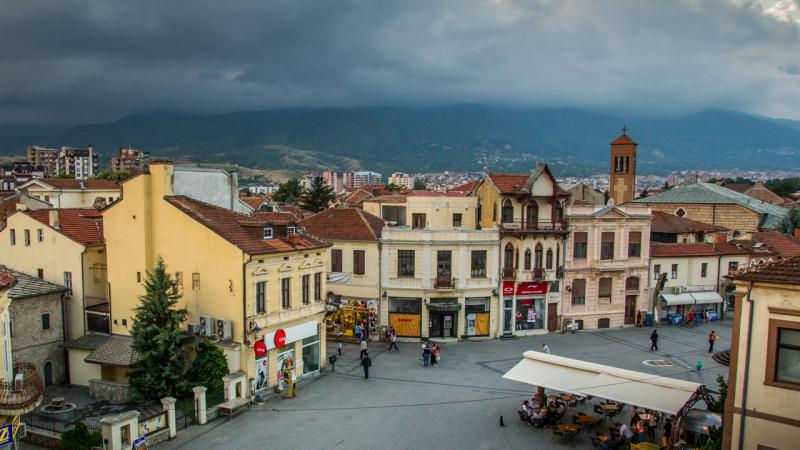 Message from Bitola