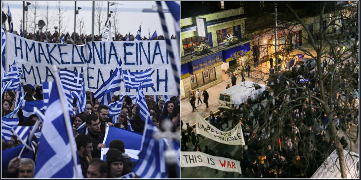 Greece is the Hypersensitive College Student of Europe
